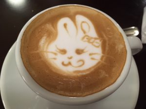 Latte Rabbit